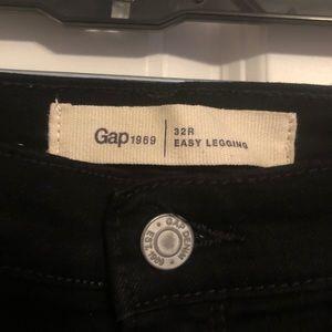 Gap Easy Legging (jegging) 32R or 14